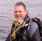 Frank Misploulier - duikschool verantwoordelijke